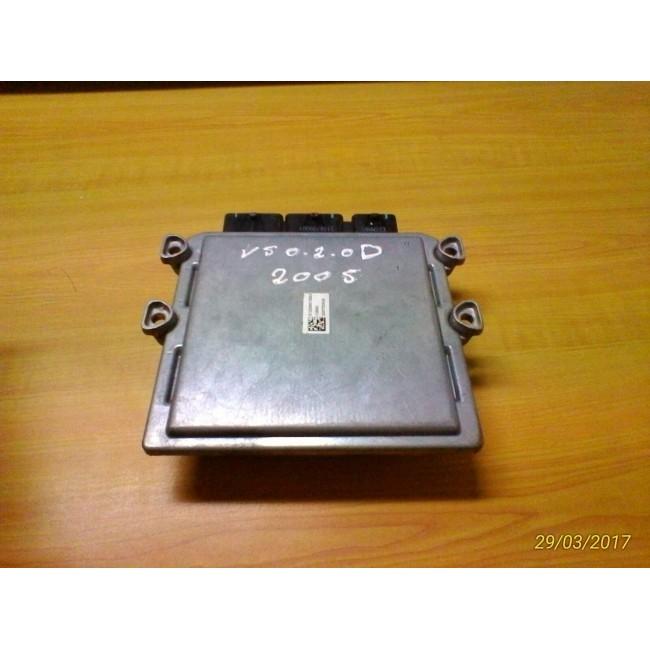 control eletronic engine